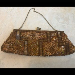 Beaded Night out purse